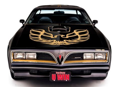 Trans Am Giveaway - 1977 trans am special edition bandit plus 15 000 for taxes