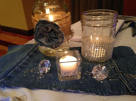 denim and diamonds centerpieces the 25 best ideas about denim and diamonds on