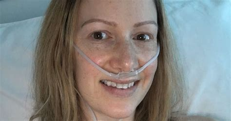 bbc presenter rachael bland has just days to live as