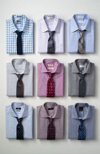 chemises ideas and shirt tie combo on