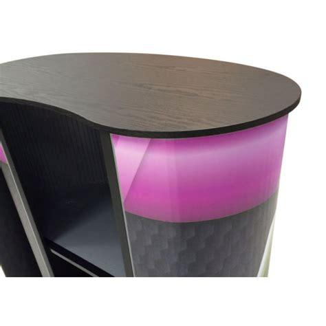 Comptoir Fr comptoir d accueil tissu polyester pour stand salon