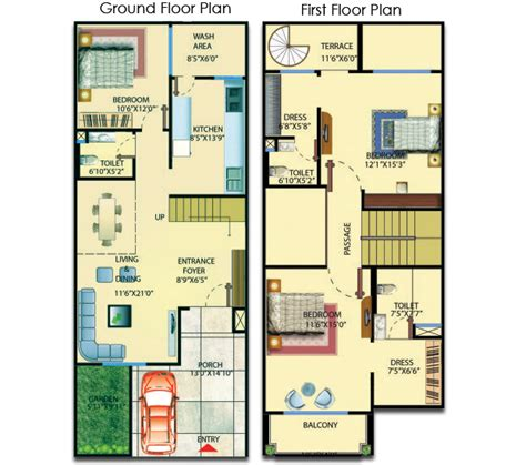 home design for 20x50 plot size design house 20x50 28 images 20x50 home plans open