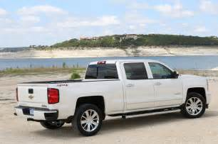 2014 chevrolet silverado high country rear 219930 photo 5