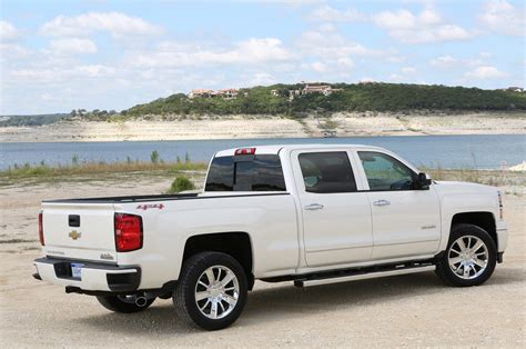first chevy silverado 2014 chevrolet silverado high country rear photo 5