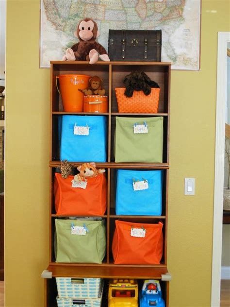 playroom storage containers organization basics hgtv