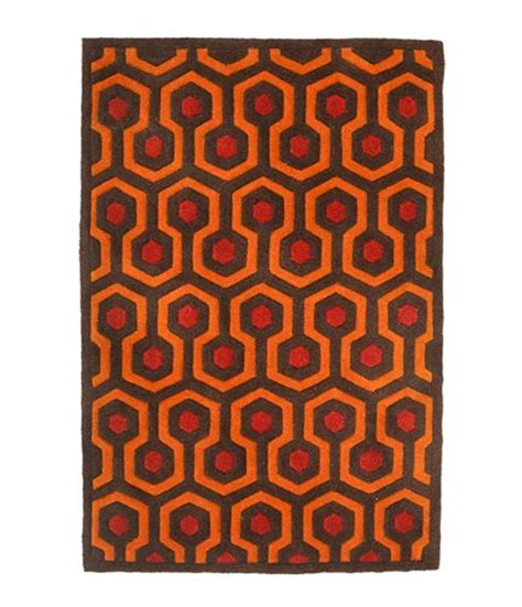 The Shining Area Rug by Overlook Hotel Rug The Shining Textiles Fashion