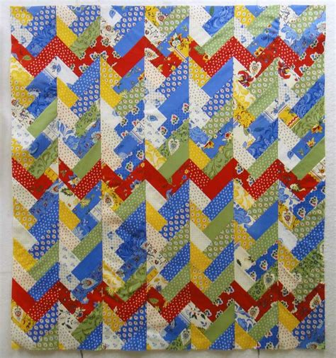 zig zag braid pattern for sew in 17 best images about french braid quilts on pinterest