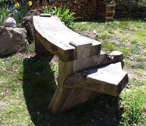 wood slab bench diy slab bench chainsaw craft shop ideas pinterest