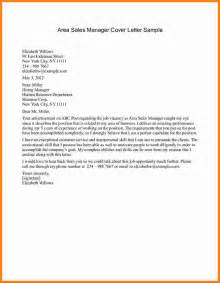 Sle Of Cover Letter For Application by 9 Application Letter For Sales Manager Ledger Paper