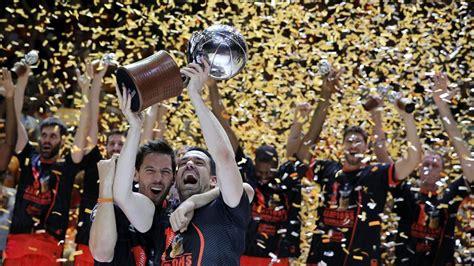 Calendario R Madrid Baloncesto Valencia Basket Real Madrid La Acb En Directo