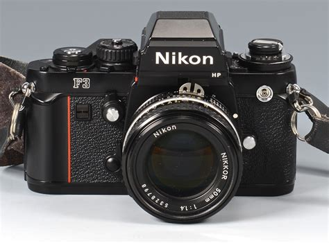 lot 838 nikon f3 w accessories manual
