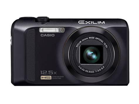 Sensor Untuk Kamera Mengambil Gambar Yang Berkecepatan 0 1 Milidetik casio exilim ex zr300 mini dv tawarkan auto focus