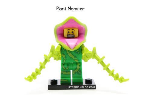 Legominifigures Series 14 Plant review lego minifigures series 14 monsters
