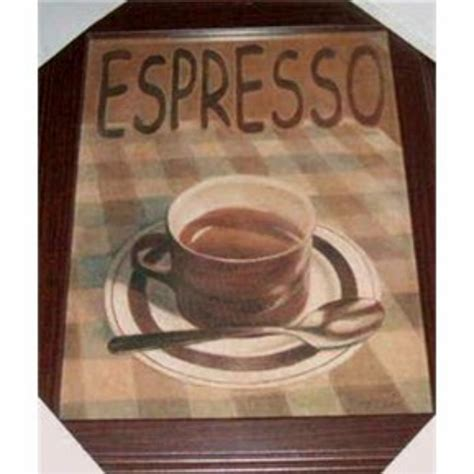 Coffee Themed Kitchen Picture Espresso Wall Decor Coffee Themed Kitchen Wall Decor