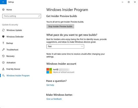announcing the first build of windows 10 technical preview announcing windows 10 insider slow build 16251 pc insider