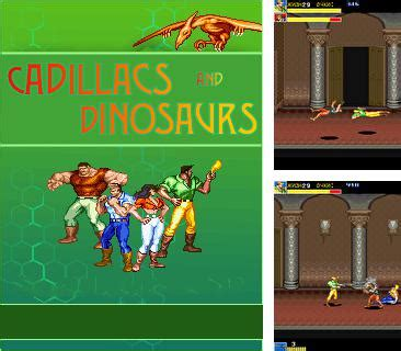 cadillacs and dinosaur mobile fighting mobile free