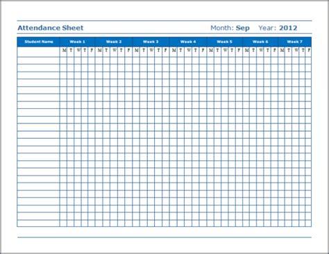 employee attendance sheet calendar excel 2017 calendar