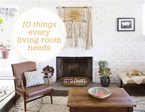 things every home needs 10 things every living room needs diy home decor ideas