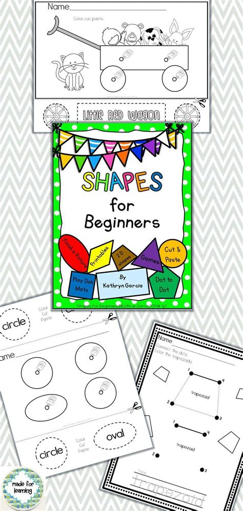 cutting pasting games shapes for beginners dot to dot cut paste games and