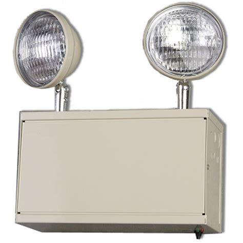 Emergency Light by Siltron Em62 Series Steel Emergency Light Emergency