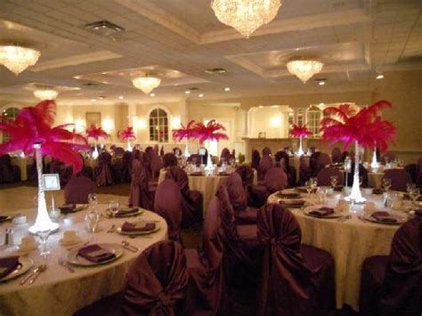 Hermitage Ballroom Place Settings   Picture of BEST