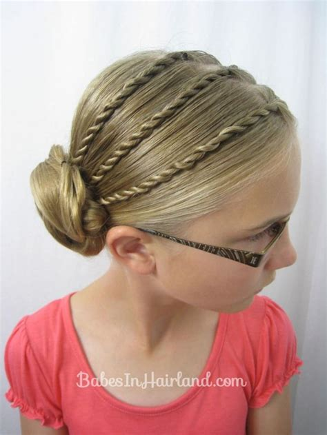 creative hairstyles hairstyle 25 creative hairstyle ideas for little girls style