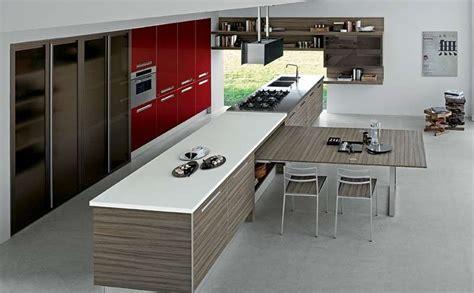 cucina con tavolo a scomparsa tavoli a scomparsa foto 12 40 design mag