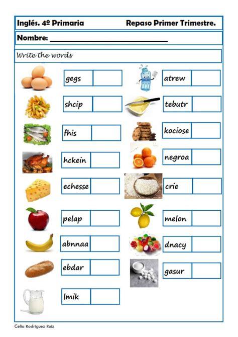 preguntas aleman sencillo fichas de ingl 233 s para cuarto de primaria