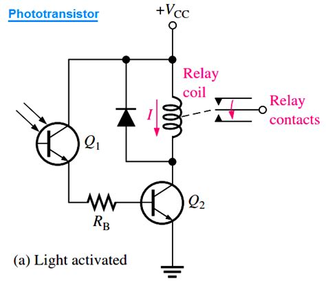 schematic symbol for phototransistor schematic 28 images