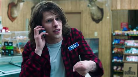 cinema 21 american ultra watch jesse eisenberg discover he s a sleeper agent in