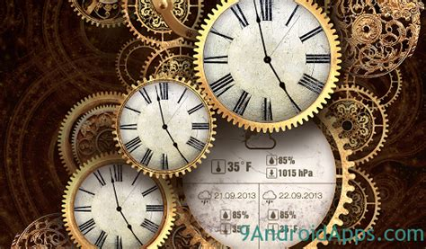 black clock live wallpaper hd v1 05 paid gold clock live wallpaper hd v1 03 apk