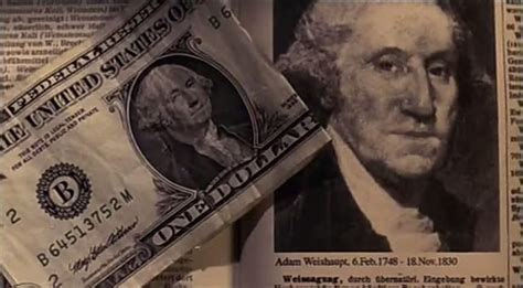 george washington illuminati did adam weishaupt replace george washington