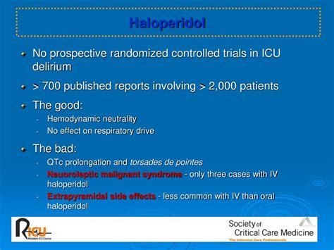 Haldol Detox by Ppt Why Treat It Powerpoint Presentation Id 166801