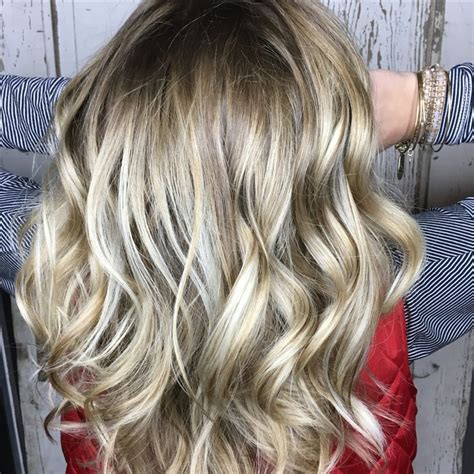 what is an ash glaze for hair summer ash blonde with warm accents shadow root redken