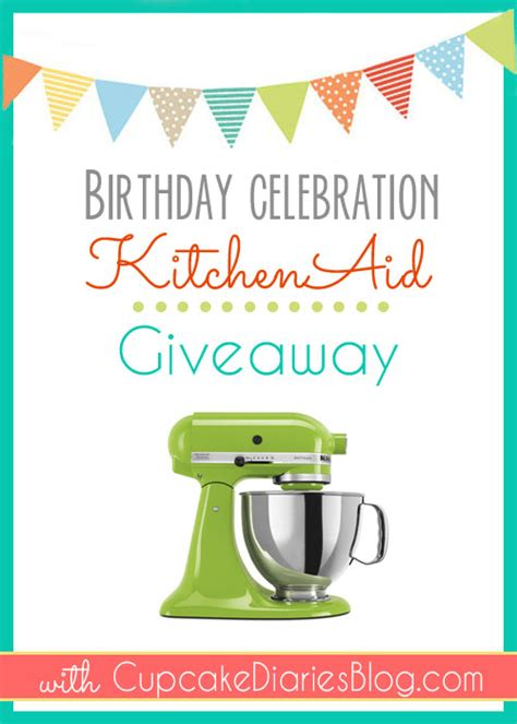 Kitchenaid Stand Mixer Giveaway - kitchenaid stand mixer giveaway live like you are rich