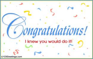 congratulation cards for success images