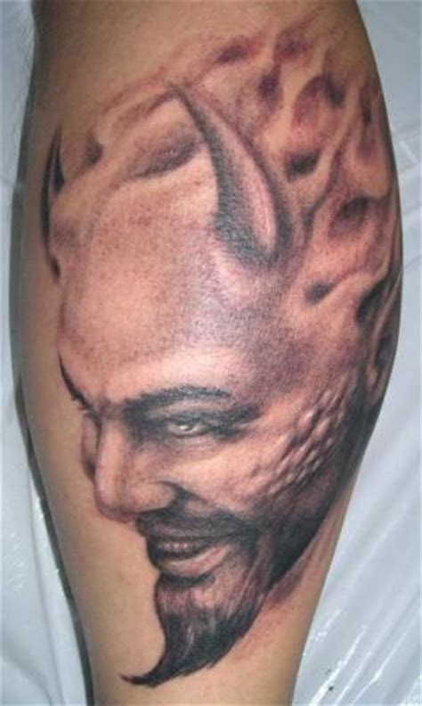 tattoo pictures of the devil macabre devil demon tattoo