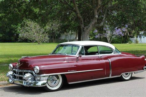 Cadillac Clearwater by 1953 Cadillac Coupe In Clearwater Fl P J