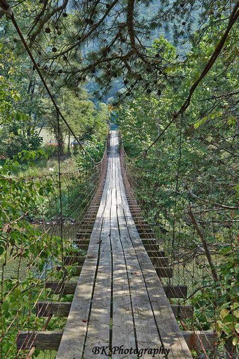 swinging bridge va incredible world s scariest swinging bridges would have