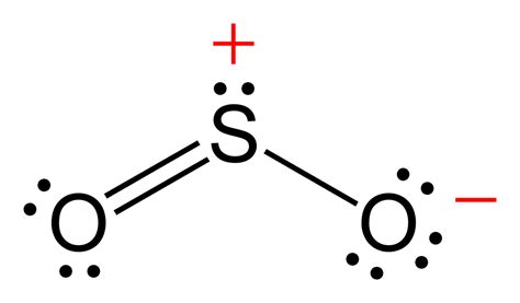 dot diagram for sulfur file sulfur dioxide ve a 2d png wikimedia commons