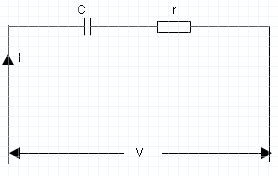 capacitor dissipation factor calculator finding value of capcitance and dissipation factor of a given capacitor by schering bridge