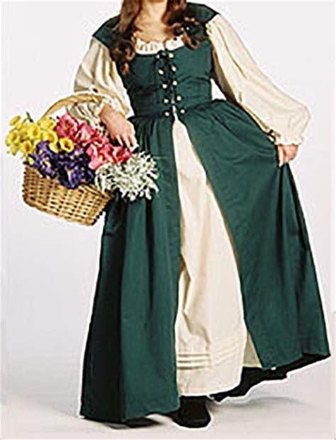 Airish Dress dress renaissance clothing costumes