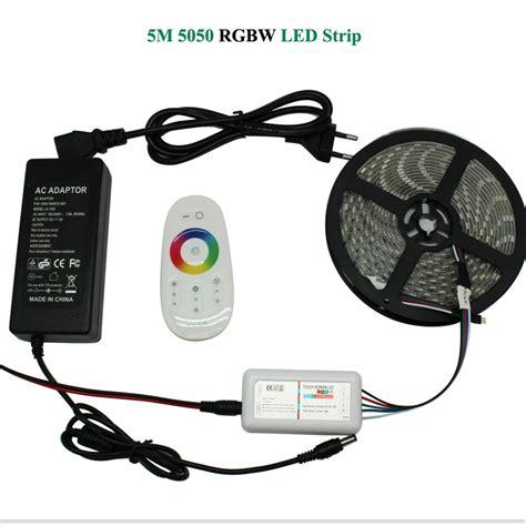rgbw led strip light kit dc12v led light rgbw rgbww 5050 led strip ip65 ip20 led