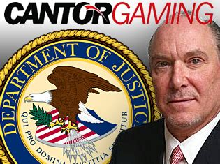 cantor gaming cantor gaming ceo under doj microscope over illegal bets