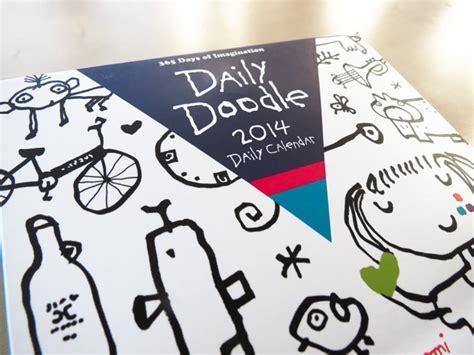 daily doodle calendar 2013 daily doodle 2014 calendar illustrated by taro gomi a