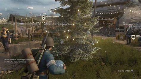 siege duty books call of duty wwii sure is looking festive these days