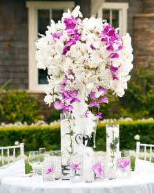 Extravagant wedding centerpieces for a lavish reception table