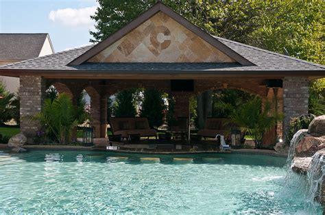 pool pavilion designs franklin nj in ground pool and pavilion design k c