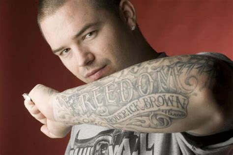 paul wall tattoos think before you ink houston chronicle