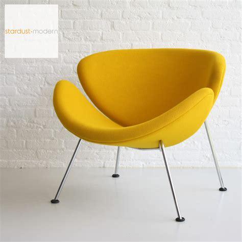 Paulin Chair - artifort orange slice chair by paulin stardust